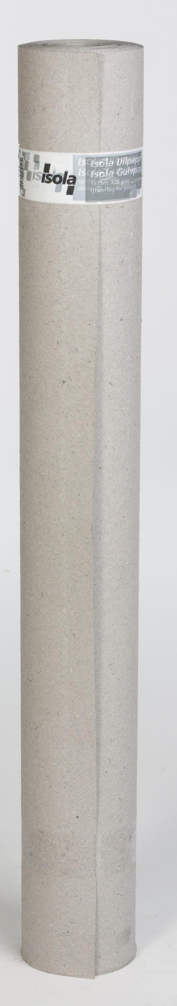 Ullpapp, tilbehør gulv